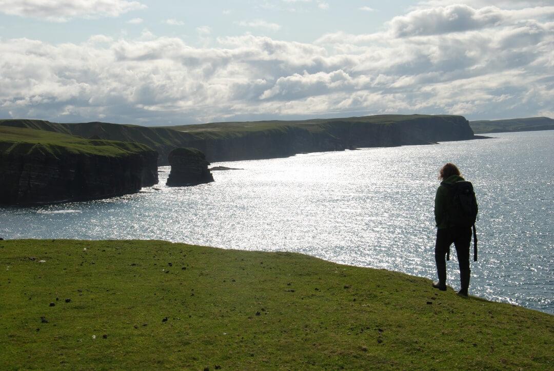 stunning coast of scotland